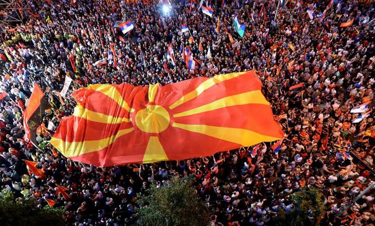 Mazedonien: Es braut sich etwas zusammen