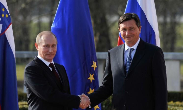 Ein Rückblick auf Putins Besuch in Slowenien