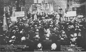 Tschechoslowakische Unabhängigkeitserklärung am 28. Oktober 1918 @ Tschechien | Tschechische Republik