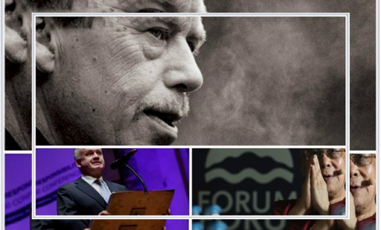Die Konferenz Forum 2000 – Mut, Verantwortung zu übernehmen