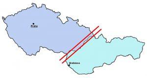 Gründung der Tschechischen Republik am 1. Januar 1993 @ Tschechien | Tschechische Republik