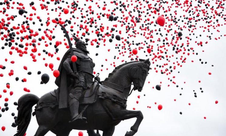 Albanien - Tag der Befreiung