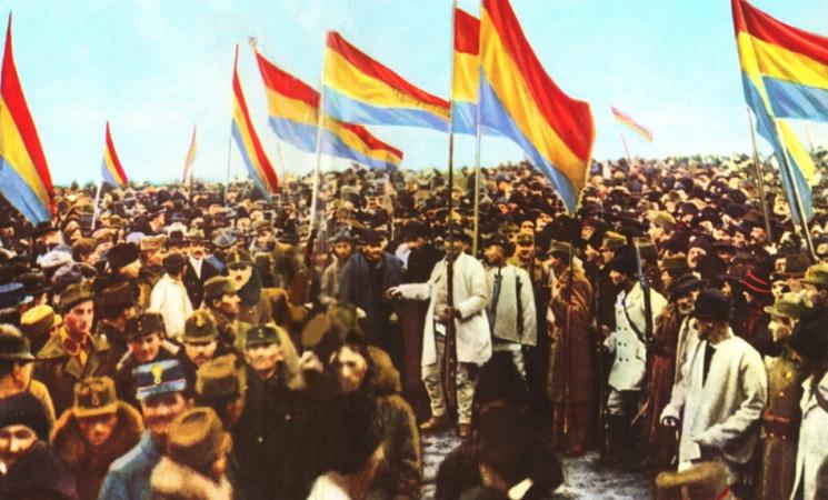 Vereinigung von Siebenbürgen mit Rumänien