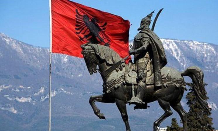 Albanischer Nationalfeiertag