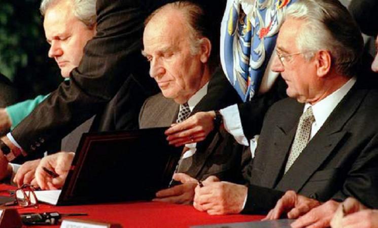 Tag des Dayton-Abkommens