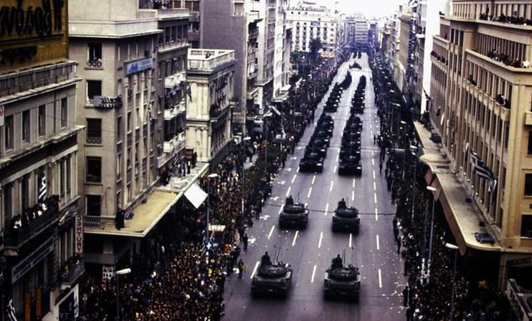Griechenland: Επέτειος του «Όχι» (Tag des Neins, oder: Ochi-Tag)