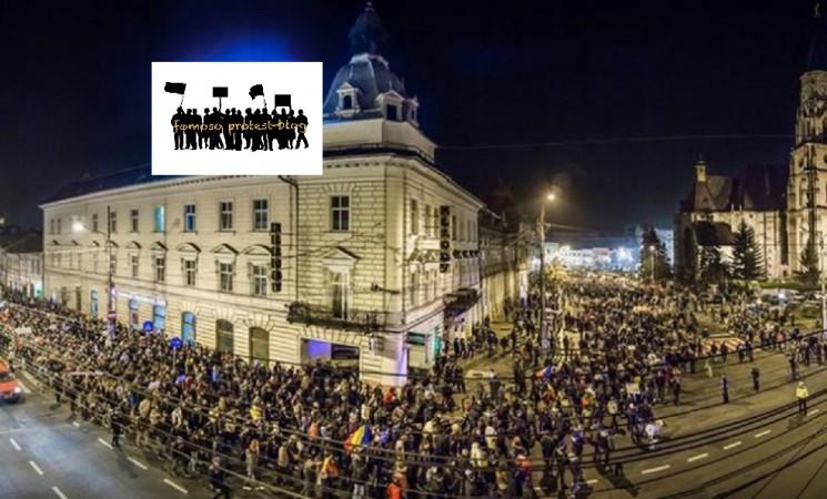 """""""Die Proteste waren eine große Sache in Rumänien"""""""