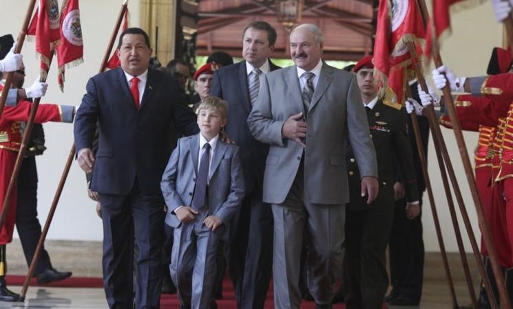 Belarus und die Idee der Gewaltenteilung