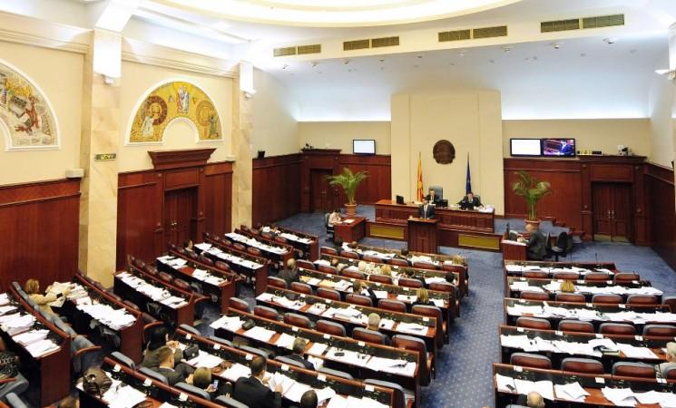 Das Parteiensystem Mazedoniens