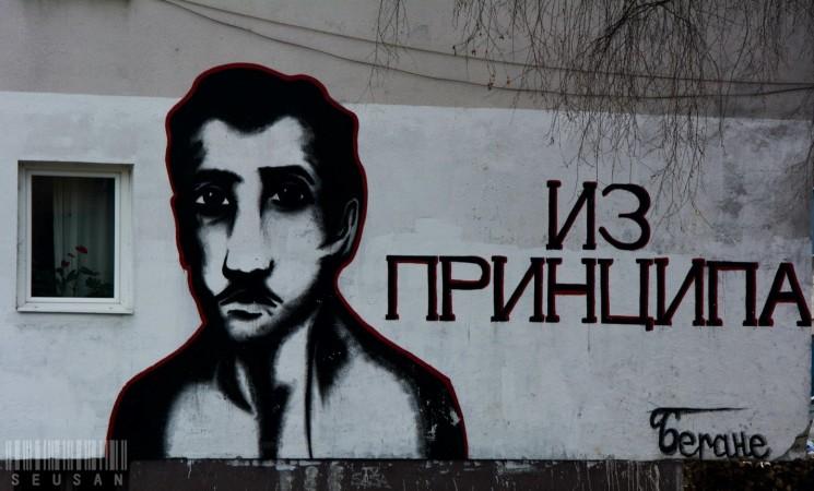 Täter oder Opfer - Gavrilo Princip