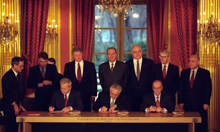 Das Dayton-Friedensabkommen in einer Übersicht