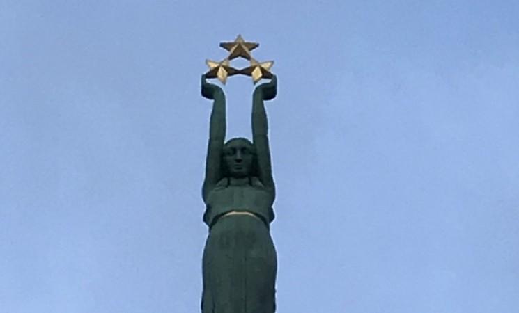 Teil I: Lettland   Die Baltischen Staaten vor 100 Jahren – Als das Kämpfen weiter ging