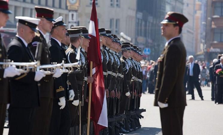 Lettland und ein kurzer Blick auf den 18. November
