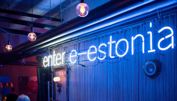 From Estonia to e-Estonia