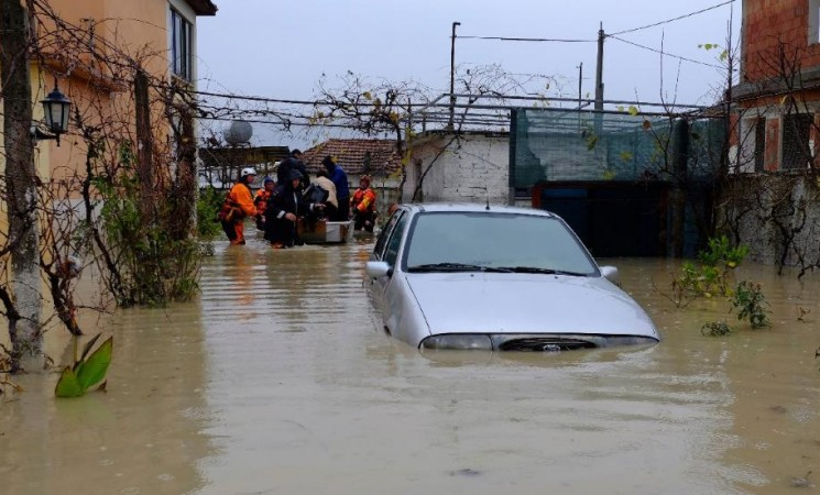 Albania facing emergency situation due to weather conditions