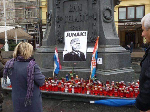 Media coverage in Croatia and Serbia on recent war crimes convictions