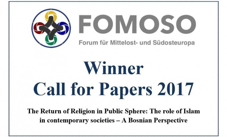 The Return of Religion in Public Sphere: The role of Islam in contemporary societies – A Bosnian Perspective