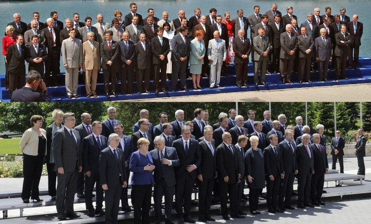 Comparison between the political rhetoric of Thessaloniki Summit (2003) and the Sofia Summit (2018)