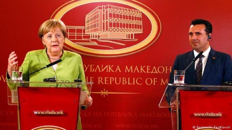 Macedonia in front of a historic decision: Referendum 2018