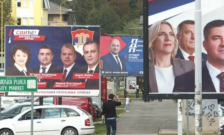 Bosnia and Herzegovina after the General Elections 2018