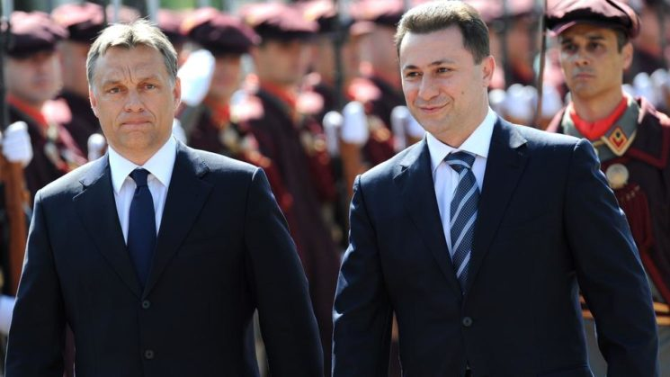 Hungarian-Macedonian friendship: Political Asylum to Former Macedonian Prime Minister Nikola Gruevski