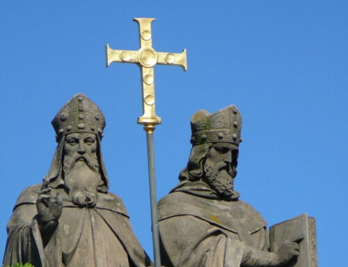 Saints Cyril and Methodius Day in the Czech Republic