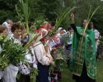 Orthodox Pentecost in Ukraine