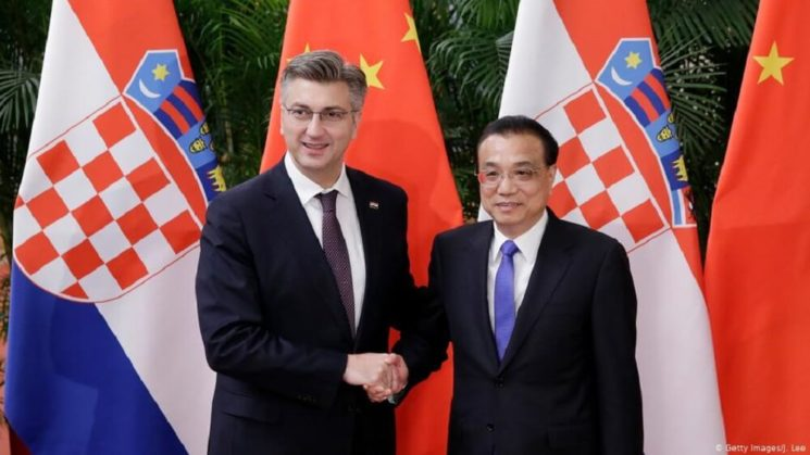 China in the Balkans – Part 2: Croatia