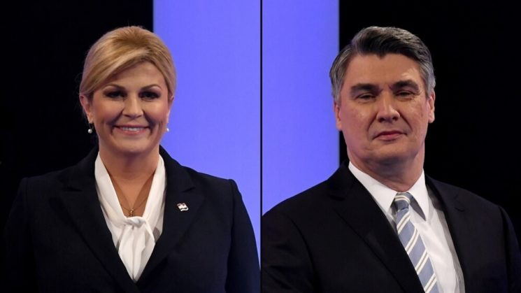 Looking back at the presidential elections in Croatia