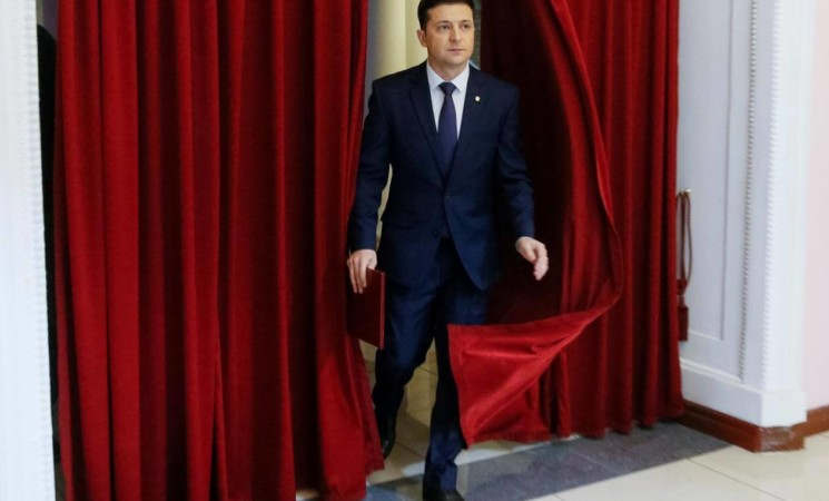 Ukrainian citizens under the Zelensky's presidency