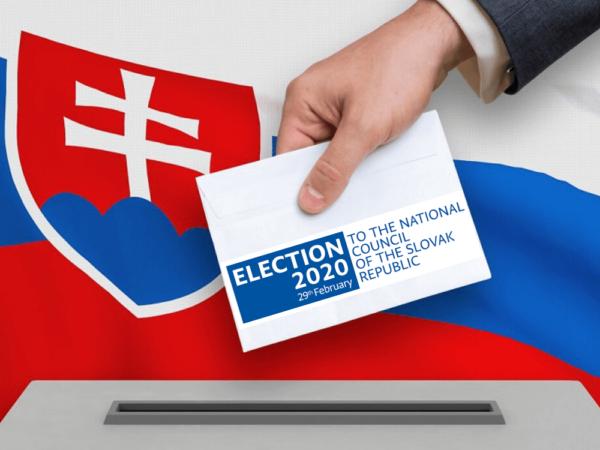 Slovakia ahead of the vote