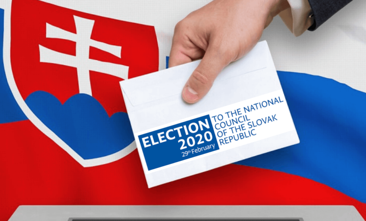 Slovakia ahead of the vote