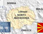 COVID-19 in North Macedonia