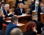 """What is the Hungarian """"enabling act"""", why is it controversial and what is the EU's response?"""