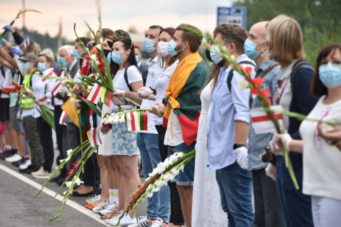 Lithuania: A Country with Strong Support of Belarusian Civil Society