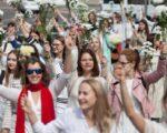 No one will stop Belarusian women