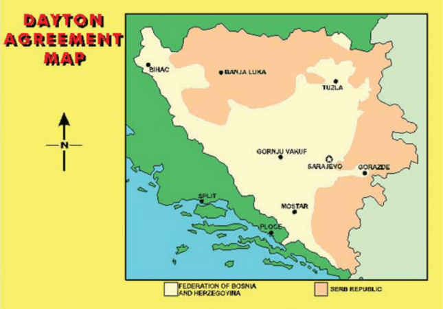 Bosnia-Herzegovina twenty-five years after Dayton: ungovernable, instable, and hungry for change