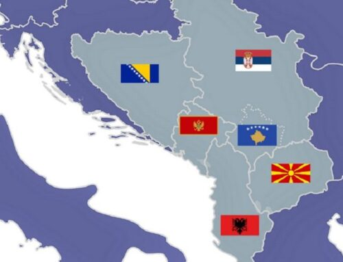 EU policy in the Western Balkans