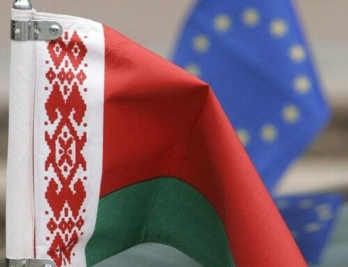 Turbulence over Europe: EU Sides Youth against Belarusian Regime