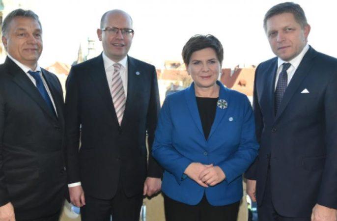 Die Visegrád-Gruppe: Eine Kooperation mit Zukunft?