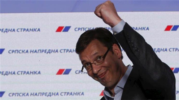 Vučić: Ein Nationalkonservativer hält Serbien auf EU-Kurs