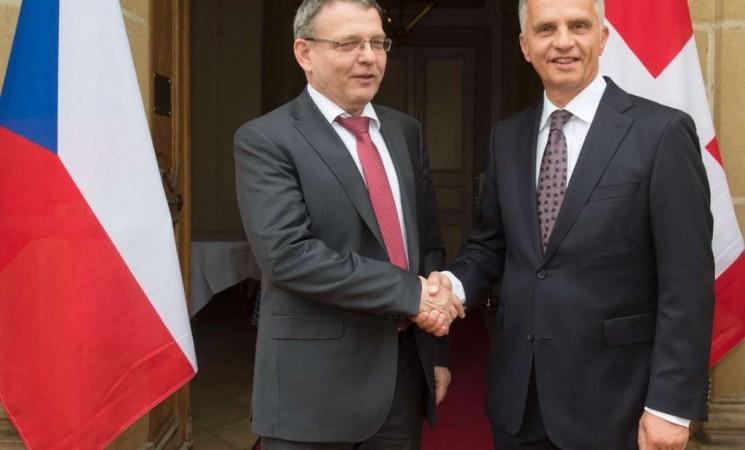 Ein Einblick in die Beziehungen zwischen der Schweiz und Tschechien
