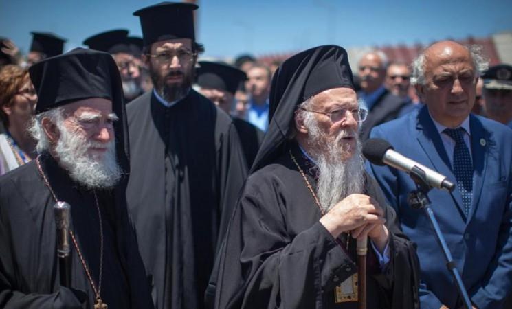 Ein orthodoxes Klassentreffen