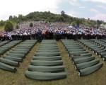 Jahrestag des Massakers von Srebrenica - Gedenken an neu gefundenen Opfern