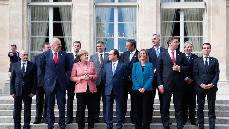 Westbalkan-Konferenz in Paris: Gipfeltreffen im Schatten des Brexit