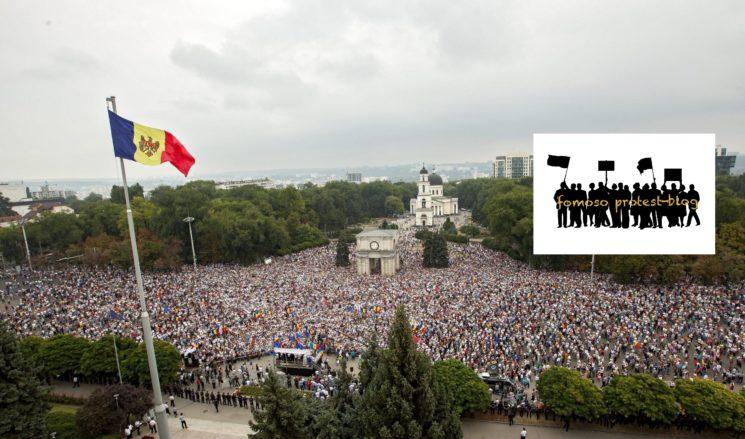 Der Eine-Milliarde-Dollar-Protest in der Republik Moldova
