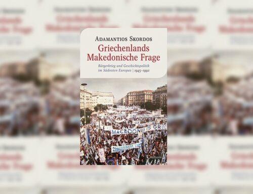 Der makedonisch-griechische Namensstreit: Geschichtspolitik in der Analyse