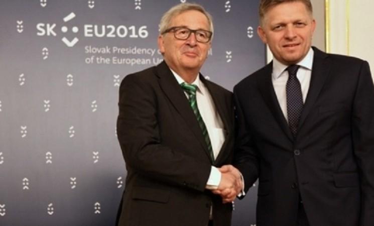 Slowakische EU-Präsidentschaft kam am Ende mit Korruption