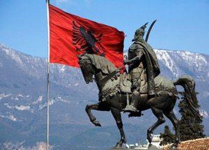 Albanischer Nationalfeiertag @ Albanien   Albanien