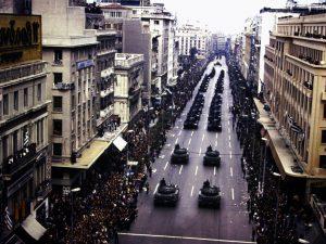 Griechenland: Επέτειος του «Όχι» (Tag des Neins, oder: Ochi-Tag) @ Griechenland | Griechenland